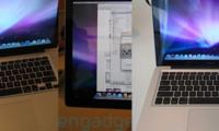 Primeras imágenes reales de los nuevos MacBook Pro, MacBook y Cinema Display