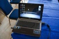 Asus U53 Bamboo, un portátil con partes en bambú y potente