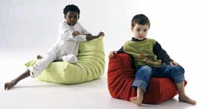 Sofás de culto para niños