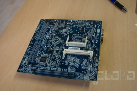Placa Micro-ITX de VIA