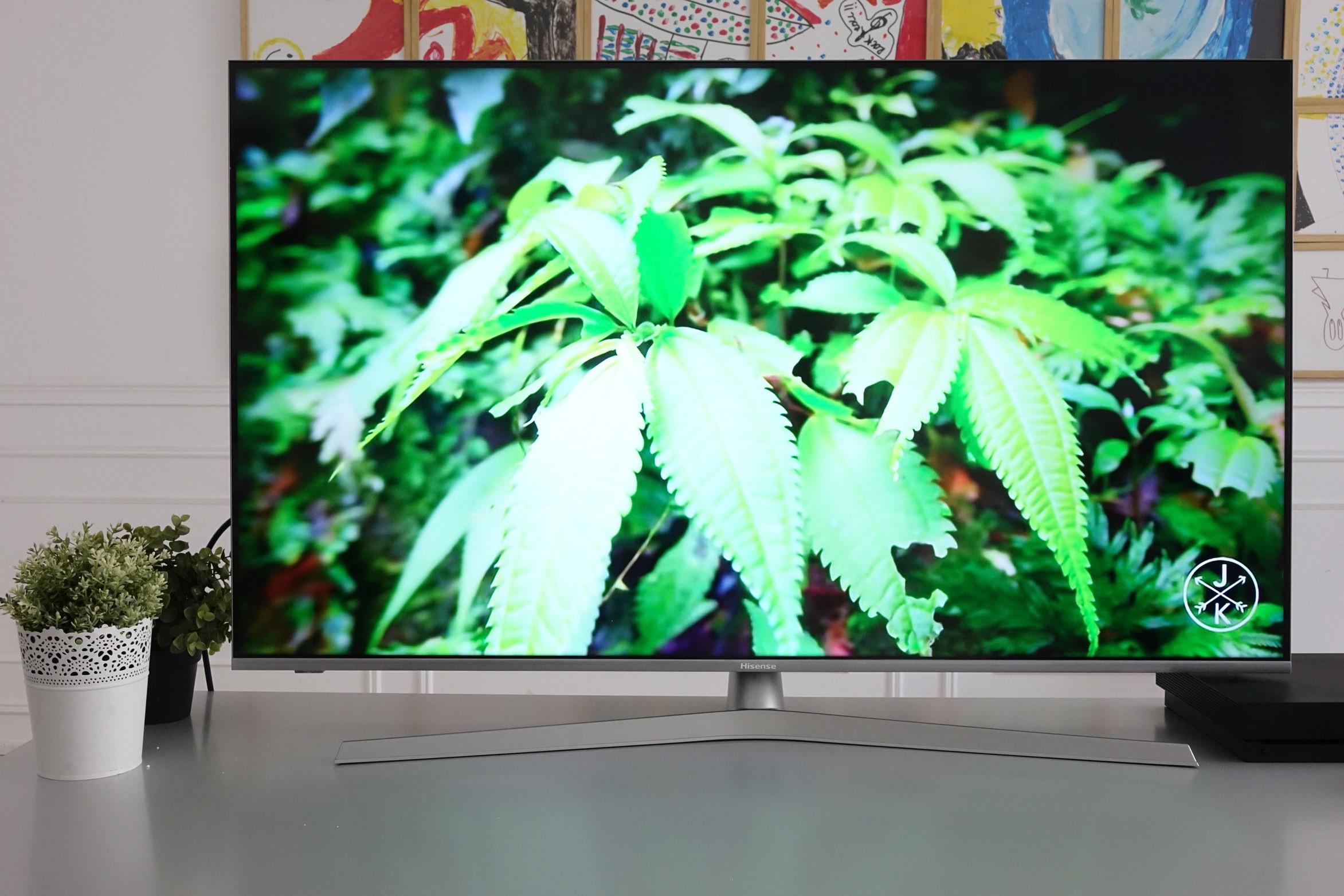 Foto de Televisor Hisense H50U7B ULED 4K UHD (45/48)