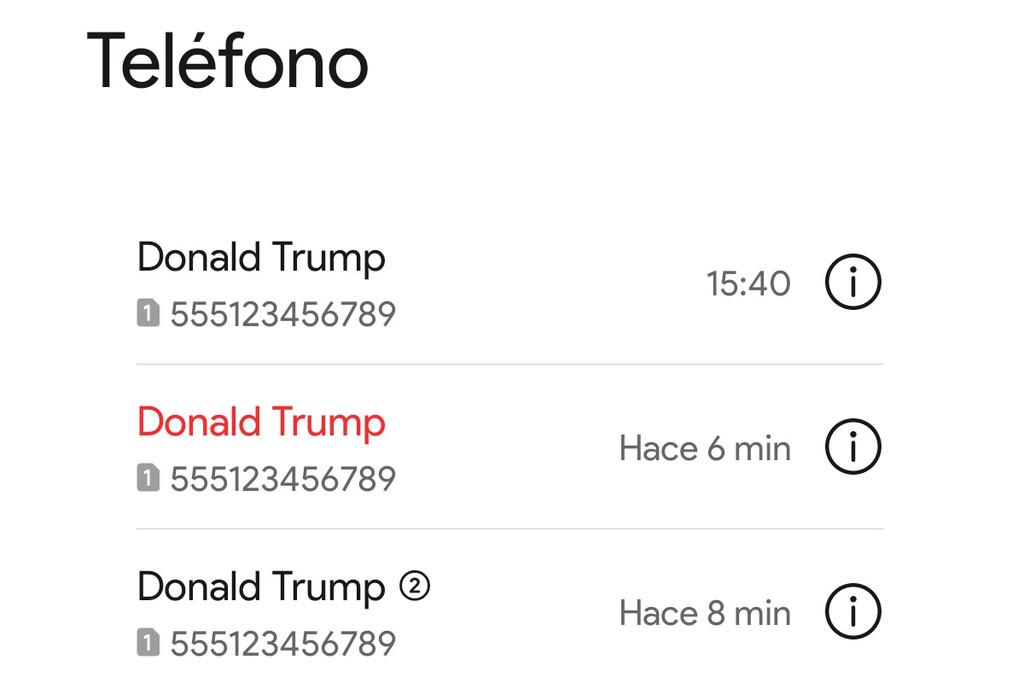 CallLog Smart Manager, una app con la que puedes modificar el registro de llamadas del móvil a tu antojo