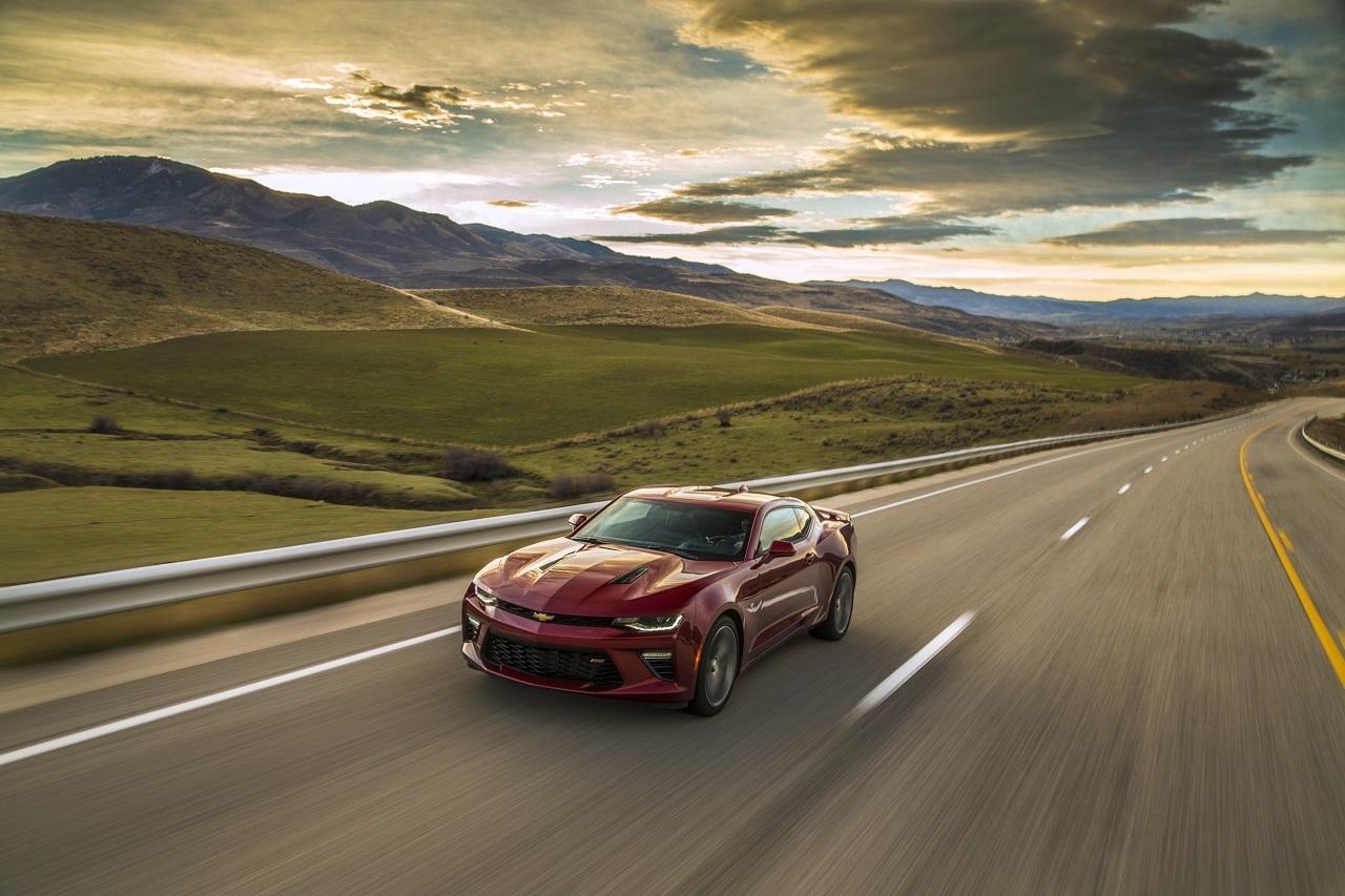 Foto de Chevrolet Camaro 2016 (5/8)
