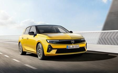 Opel Astra 2022 3