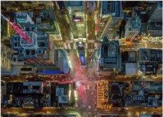 La perfección de Nueva York y Los Ángeles vista desde el cielo en fascinantes fotos aéreas