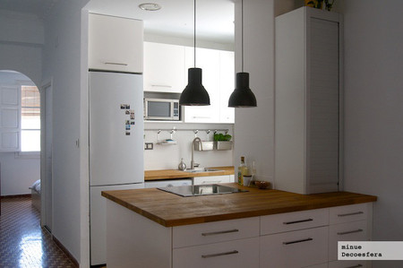 Proyecto minue: cocina - después 1