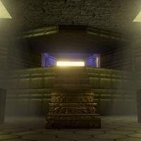 Al primer nivel del Doom original también le sienta fenomenal el Unreal  Engine