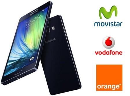 Samsung Galaxy A: precios en España