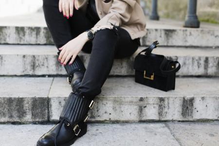 Acaba con este invierno con mucho estilo: botas militares para despedirse del frío