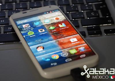Moto X, Moto G, y Moto E próximamente empezarán a recibir Android 4.4.4 KitKat