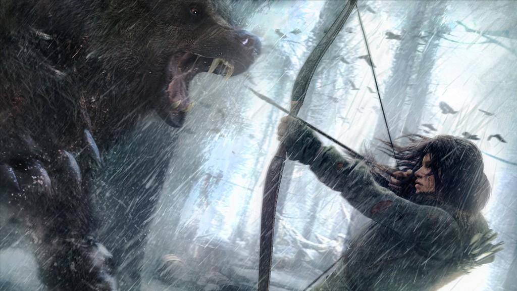 Rise Of The Tomb Raider Cabecera