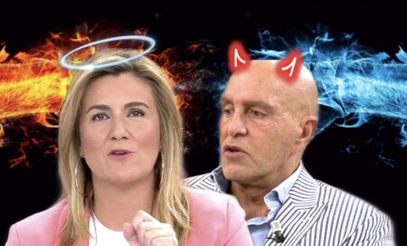 Carlota Corredera explota como nunca en defensa de Rocío Carrasco y pierde los nervios con Kiko Matamoros