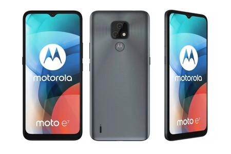 El Moto E7 se filtra casi por completo en fotos y algunas especificaciones