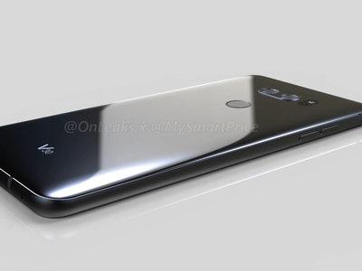 Oficial, el LG V30 tendrá una OLED de 6 pulgadas y heredará el aspecto 18:9 del LG G6