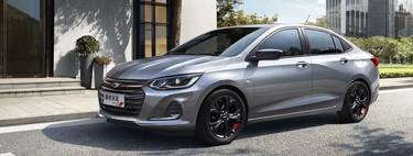 Así es el Chevrolet Onix 2020, el sucesor de Sonic que podría fabricarse en México