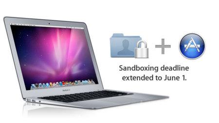 Apple retrasa la fecha limite para implementar Sandboxing en todas las aplicaciones de la Mac App Store