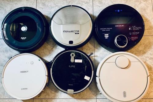 El cupón PILLALO de eBay nos permite ahorrarnos un 10% en robots de limpieza y aspiradores