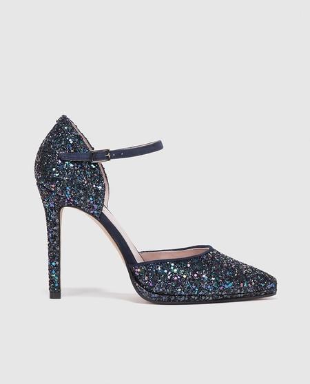 Glitter en tus zapatos