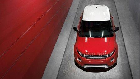 ¿Una versión más grande del Range Rover Evoque?