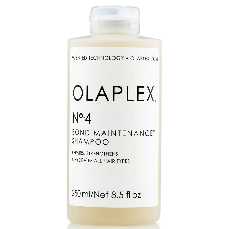 No. 4 Champú de mantenimiento de enlaces capilares