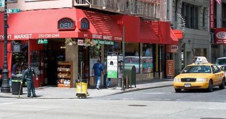 Las esquinas de Manhattan