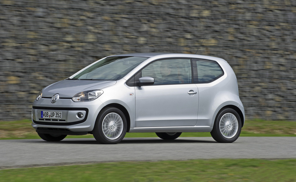 Foto de Volkswagen Up! (21/75)