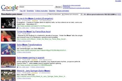 Google Vídeo ahora sí que es un buscador de vídeos en la web
