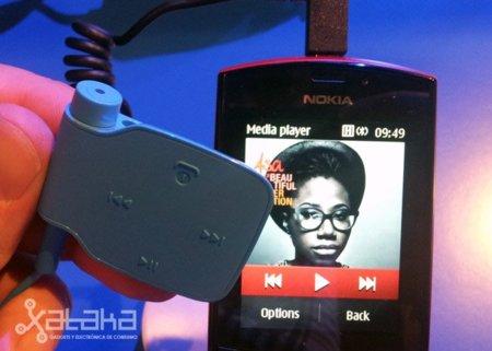 Nokia BH-505, BH-111 y Nokia Luna, auriculares manos libres a prueba