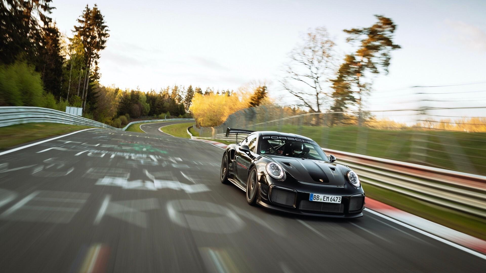 Foto de Porsche rompe récord de velocidad (6/8)