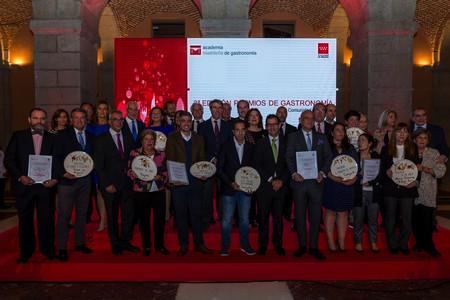 El restaurante Santceloni ganador del Premio de Gastronomía de la Comunidad de Madrid