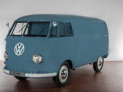 19 fotos de la Volkswagen Typ2 no aptas para enamorados de la T1