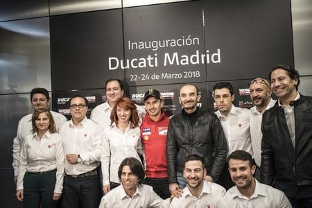 Ducati Madrid 2018 1
