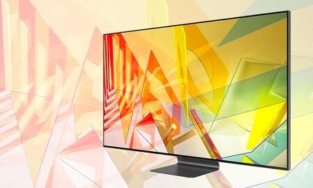 Samsung QE55Q95T: una de las mejores smart TVs para exprimir tu nueva consola te sale por 1.499 euros en MiElectro