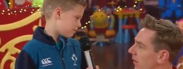 """""""Quería salvar su vida"""", el precioso gesto de un niño que donó médula ósea a su prima con leucemia"""