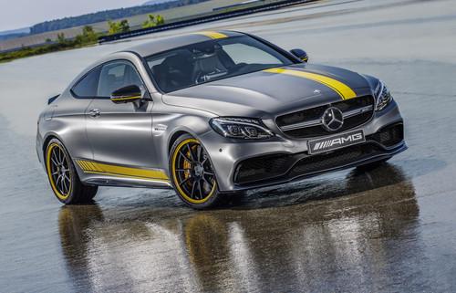 Mercedes-AMG C63 Coupè Edition 1, lujo combinado con excentricidad y alto desempeño