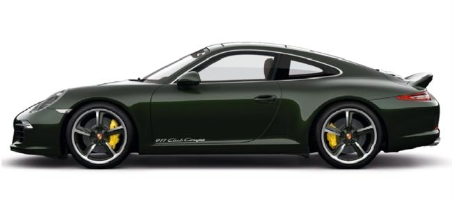 Porsche 911 Club Coupé 04