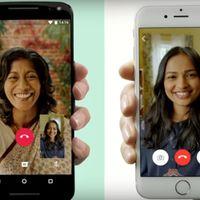 Ya están aquí: desde ahora, podremos hacer videollamadas a través de WhatsApp