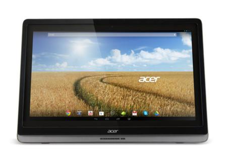 Acer pone un Tegra 3 al servicio de su nuevo todo en uno con Android