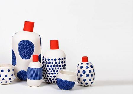 La original cerámica de L'atelier des Garçons