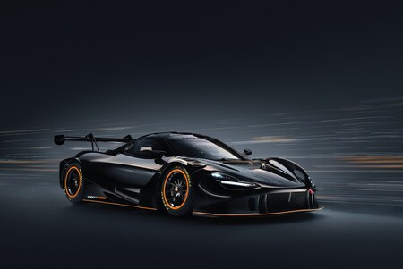 McLaren 720 S GT3X: estos 710 hp son el resultado de hacer un coche de carreras que no sigue ninguna regulación internacional