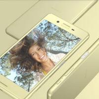 Así quiere Sony ganar la fotografía con cámara frontal y el selfie