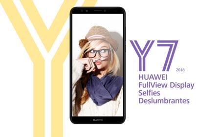 Huawei Y7 (2018), con pantalla de 5,99 pulgadas y Snapdragon 430, por sólo 139 euros y envío gratis