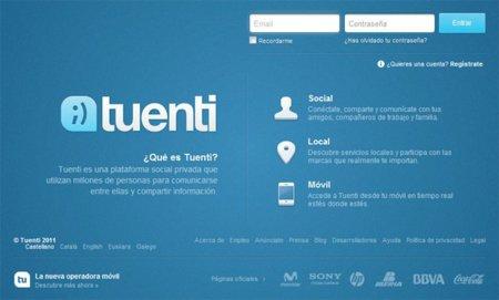 Tuenti ofrece ya su API a algunas empresas para la creación de aplicaciones comerciales