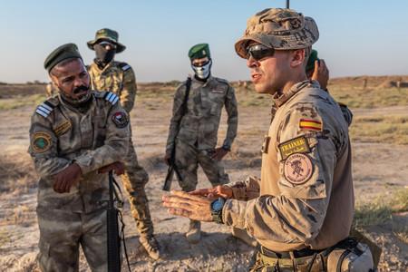 500 soldados españoles y un destino incierto: qué puede esperar la misión del ejército en Irak