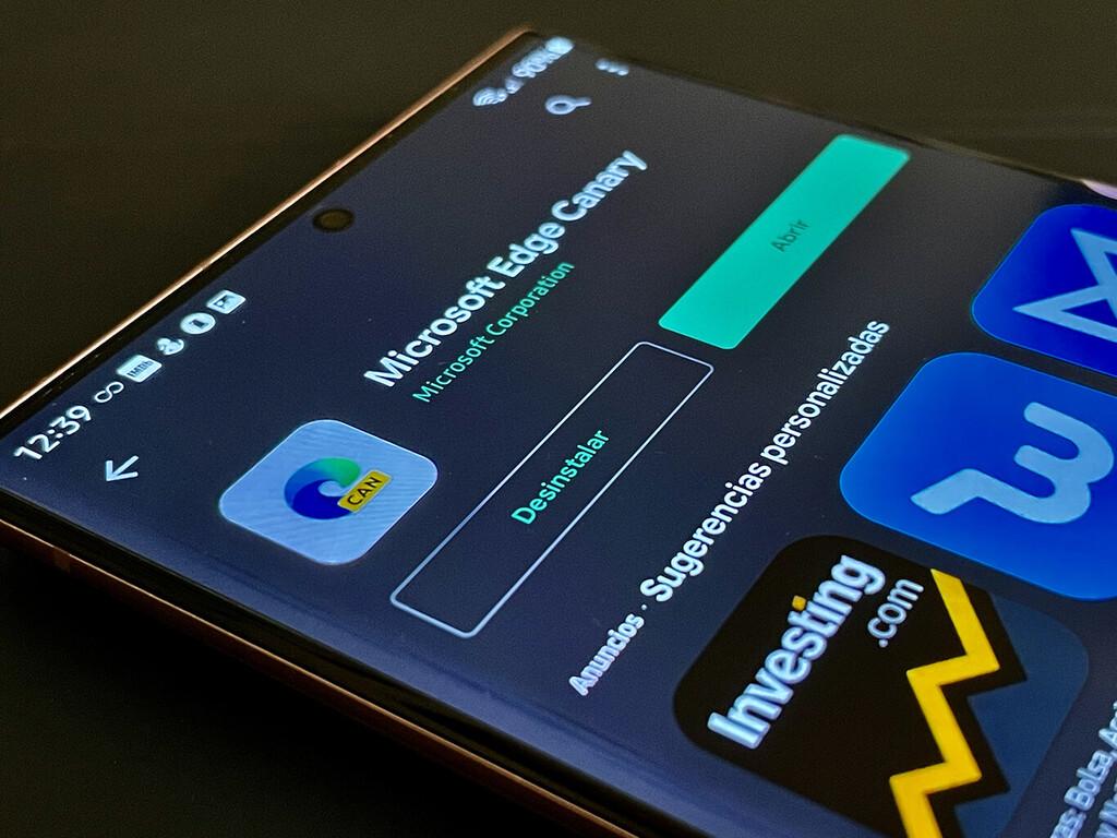 Microsoft Edge℗ Canary en <strong>Android℗</strong> ya permite efectuar y compartir capturas de pantalla: así podréis utilizar la nueva herramienta»>     </p> <p>Hace casi un mes(30dias) que Microsoft℗ lanzó la versión(estable) <a href=