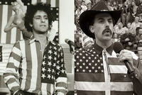 Spielberg dirigirá a Sacha Baron Cohen en 'The Trial of the Chicago Seven'