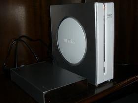Siemens Gigaset M750T EPG, TDT grabador: Review