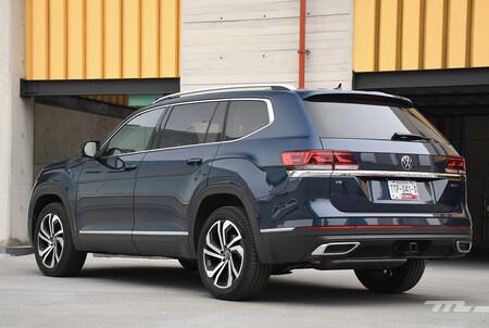 Volkswagen Teramont 2021 Opiniones Prueba Precio Mexico 5
