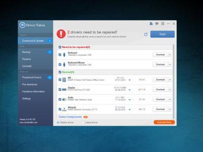 7 aplicaciones gratis para mantener actualizados tus drivers