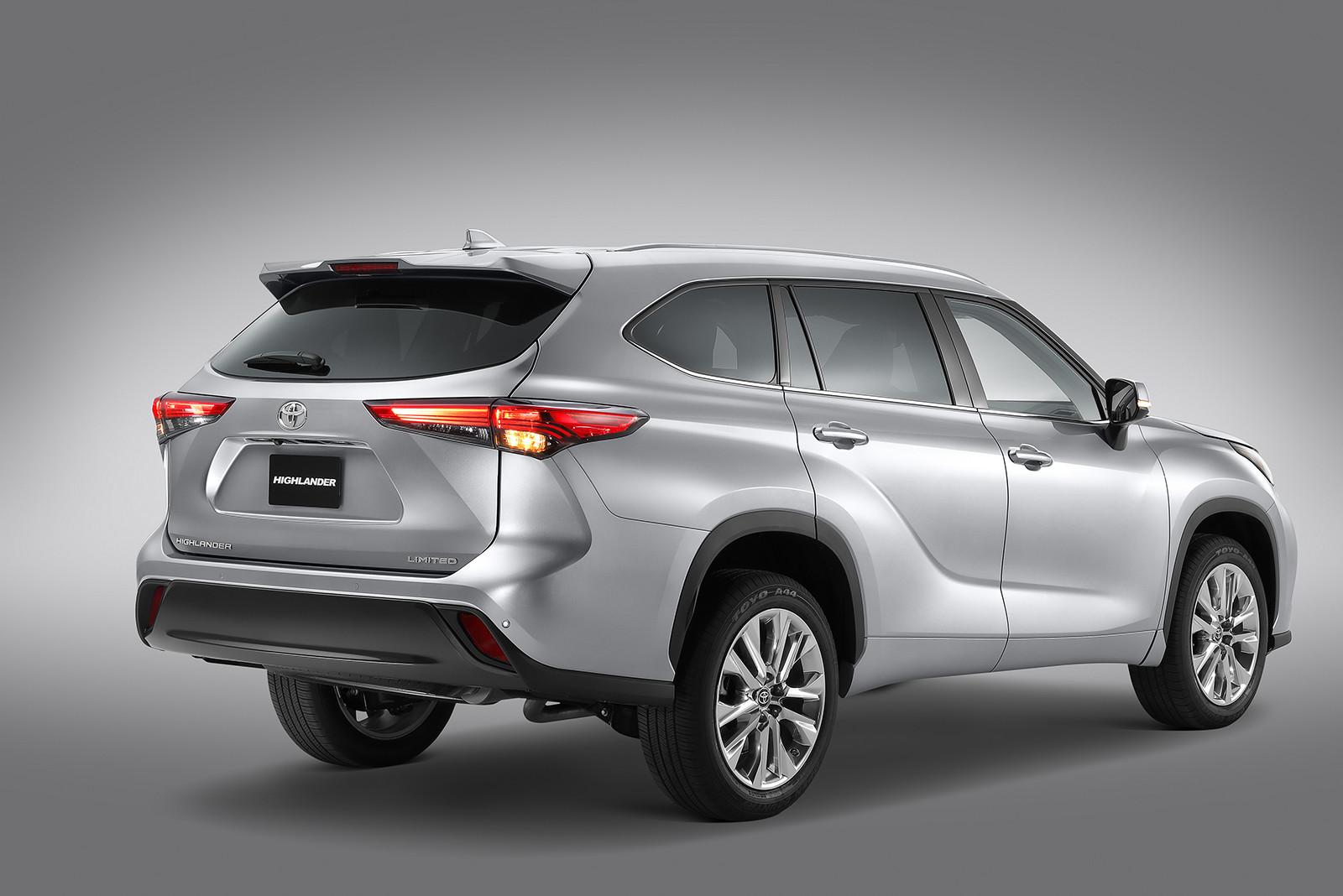 Foto de Toyota Highlander 2020 (2/24)